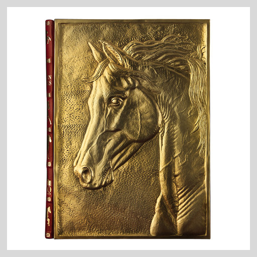 D'Oro Collection - Golden Horse Cover